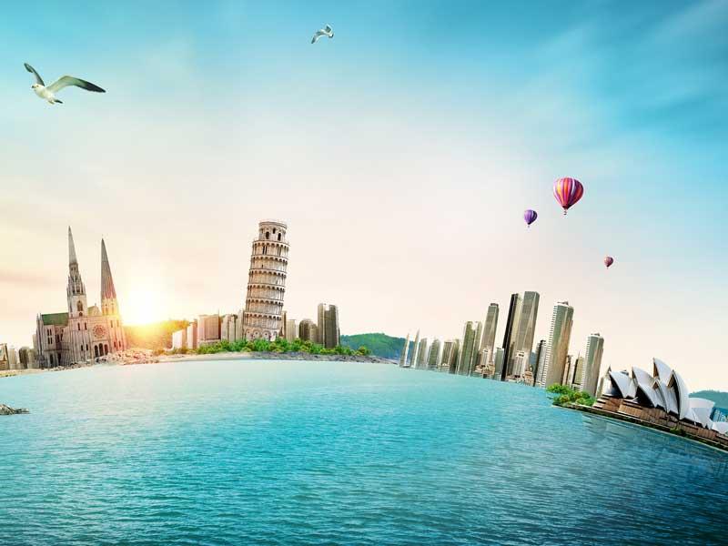 富豪移民最喜爱的城市前五名都在一个国