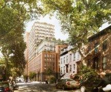 历史项目追踪:纽约市大西洋广场三期就业创造已完成